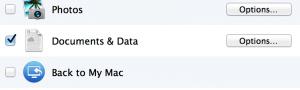 iCloud drive isn't compatible with Mavericks error