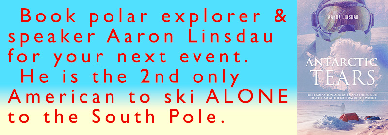 Book Aaron Linsdau today