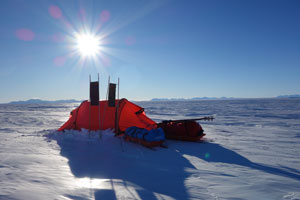 Polar expedition 2012-2013| Life on the polar plateau