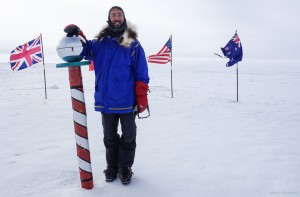 Antarctic expedition success